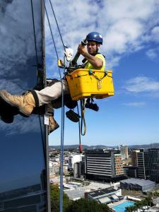 rope access facade maintenance sydney